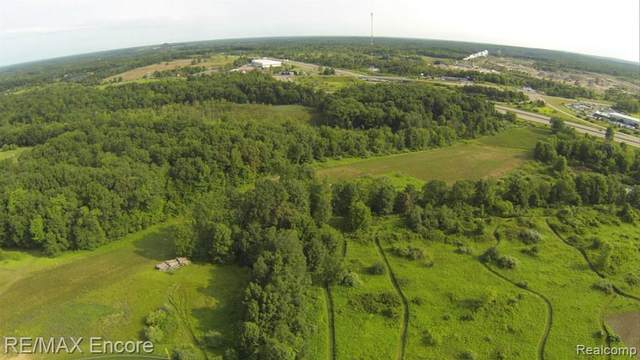 12360 Rattalee Lake Road, Springfield Twp, MI 48350 (MLS #2200061690) :: The John Wentworth Group