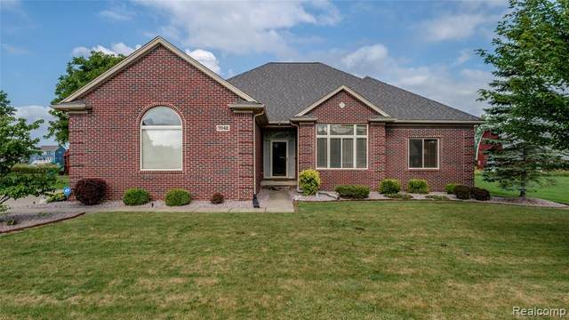 7042 White Tail Drive, Grand Blanc Twp, MI 48439 (#2200061715) :: The Alex Nugent Team | Real Estate One