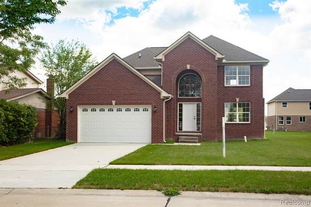 33850 Timmy Drive, Sterling Heights, MI 48310 (#2200061767) :: Alan Brown Group