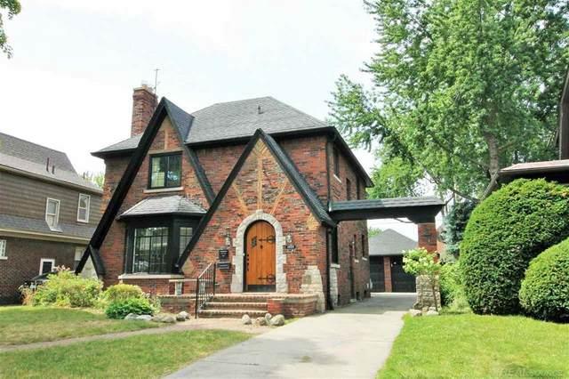 1425 Bedford, Grosse Pointe Park, MI 48230 (#58050019451) :: The Alex Nugent Team   Real Estate One