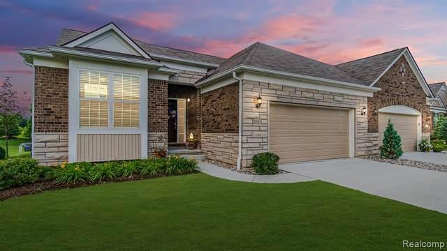 2097 Trimble Street, Orion Twp, MI 48360 (#2200061861) :: The Alex Nugent Team | Real Estate One