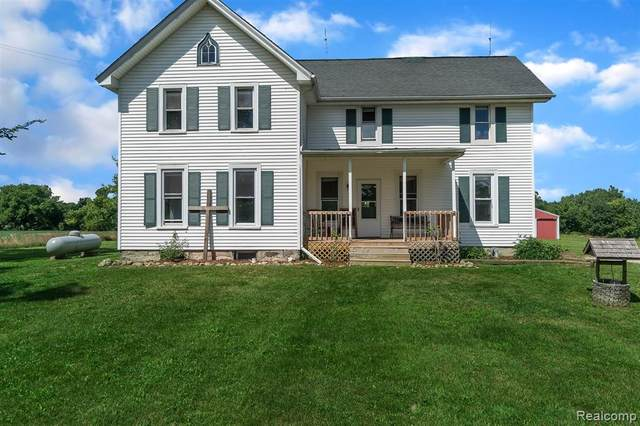 1944 Bullock Road, Elba Twp, MI 48446 (#2200061904) :: Novak & Associates