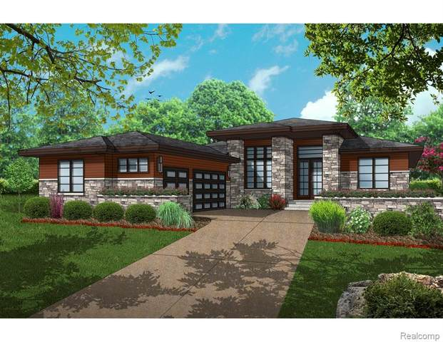 49599 Villa Drive, Novi, MI 48374 (#2200061911) :: Keller Williams West Bloomfield
