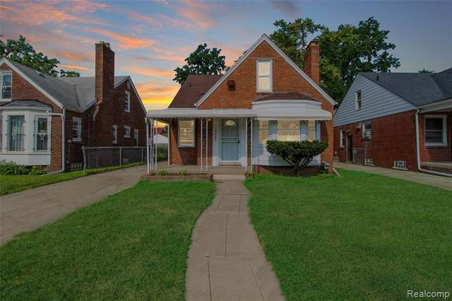 18467 Saint Marys Street, Detroit, MI 48235 (#2200061914) :: RE/MAX Nexus