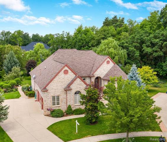 13285 Maple Lawn Drive, Shelby Twp, MI 48315 (#2200061922) :: The Alex Nugent Team | Real Estate One