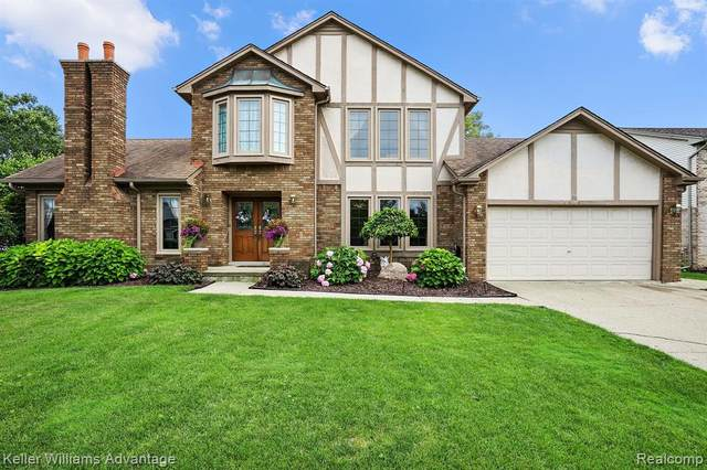 38267 Mallory Drive, Livonia, MI 48154 (#2200061954) :: The Alex Nugent Team | Real Estate One