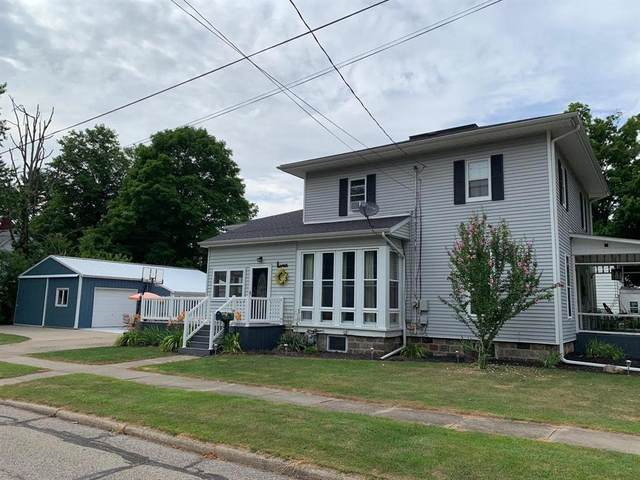 213 N Hudson, COLDWATER CITY, MI 49036 (#62020031067) :: The Alex Nugent Team   Real Estate One