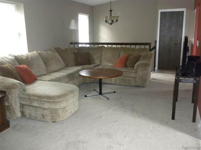 20811 W Glen Haven Circle, Novi, MI 48167 (#2200062032) :: The Alex Nugent Team   Real Estate One