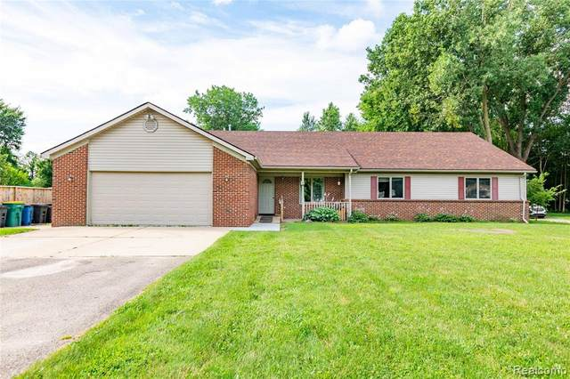 30457 West Road, Huron Twp, MI 48164 (MLS #2200062222) :: The John Wentworth Group