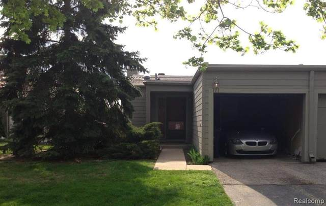 777 Skynob Drive, Ann Arbor, MI 48105 (MLS #2200062229) :: The Toth Team