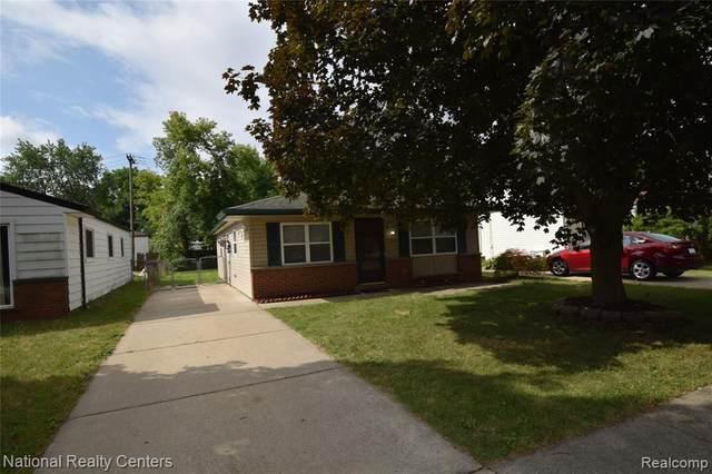 27411 Long Street, Livonia, MI 48152 (#2200062240) :: The Alex Nugent Team | Real Estate One