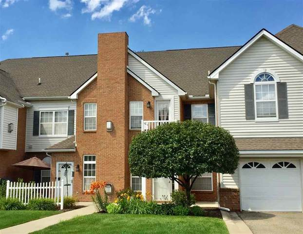 720 Olde English, Howell Twp, MI 48855 (#5050019580) :: National Realty Centers, Inc