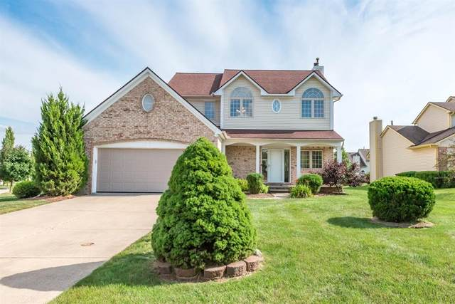 2361 Rockport Court, Pittsfield Twp, MI 48103 (MLS #543275382) :: The John Wentworth Group