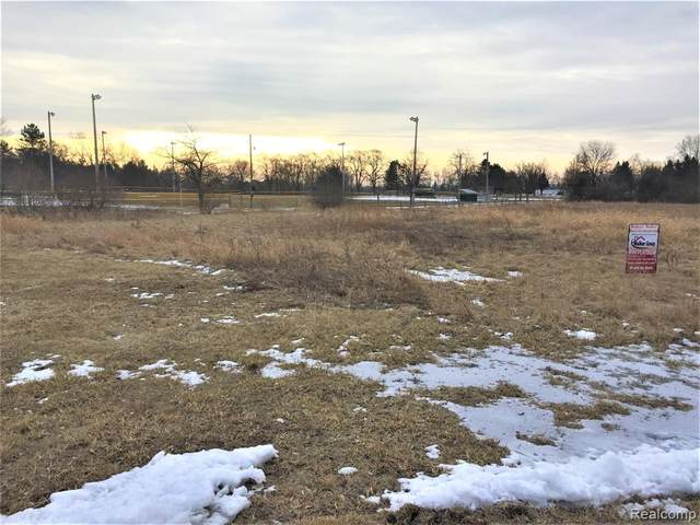 Lot 6 Parkside Drive, Brown City, MI 48416 (MLS #2200062418) :: The Toth Team