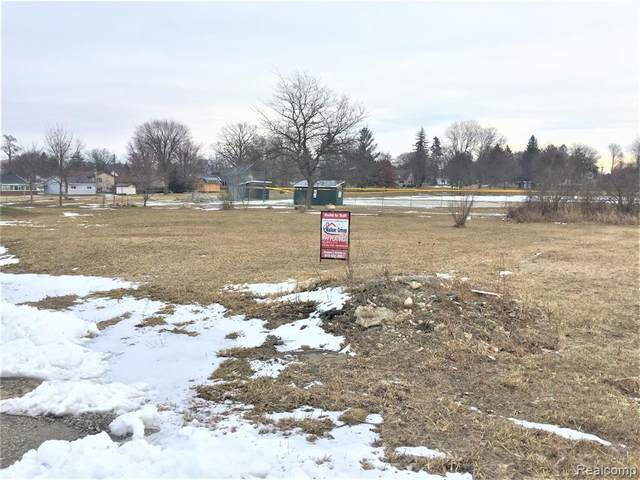 Lot 5 Parkside Drive, Brown City, MI 48416 (#2200062420) :: Keller Williams West Bloomfield