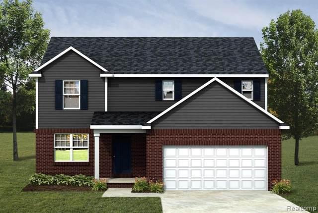 9373 White Tail Drive, Ypsilanti Twp, MI 48197 (#2200062454) :: Novak & Associates