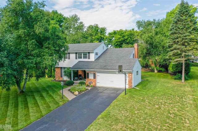 7136 Brookridge, West Bloomfield, MI 48322 (#58050019623) :: RE/MAX Nexus