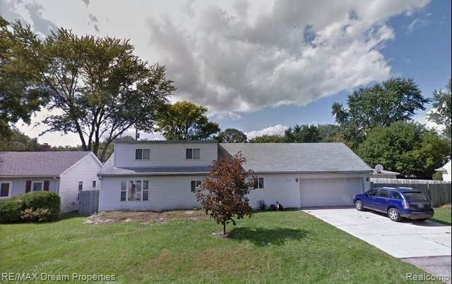 21621 Hamilton Avenue, Farmington Hills, MI 48336 (#2200062502) :: RE/MAX Nexus