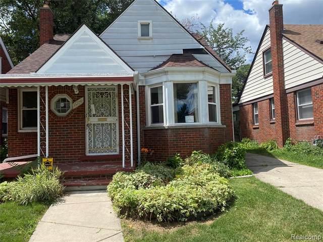 16709 Ferguson Street, Detroit, MI 48235 (#2200062511) :: Novak & Associates