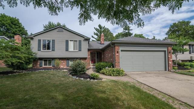 46104 Gainsborough, Canton, MI 48187 (MLS #543275411) :: The John Wentworth Group