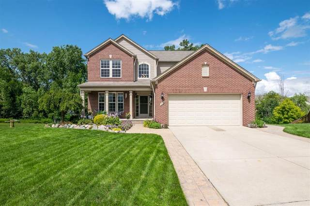 7795 Camille Court, Superior Twp, MI 48198 (MLS #543275415) :: The John Wentworth Group