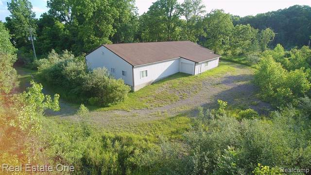 17360 Old Us Hwy 12 Road, Sylvan Twp, MI 48118 (#2200062672) :: Duneske Real Estate Advisors