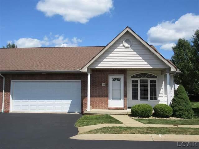 729 Clark    #45, Tecumseh, MI 49286 (#56050019690) :: Duneske Real Estate Advisors