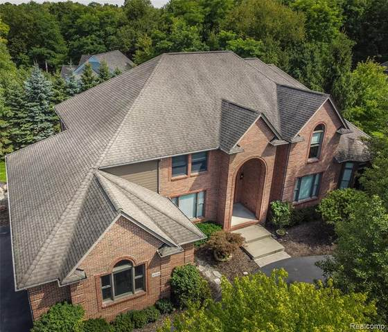1591 Eagle Trail, Oxford Twp, MI 48371 (#2200062684) :: The Merrie Johnson Team