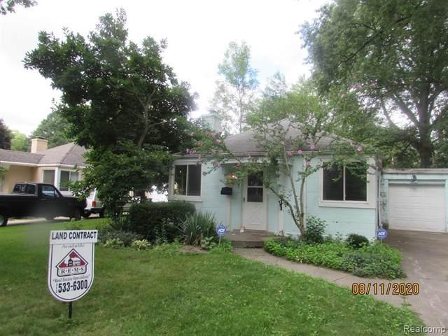 18485 Fenton Street, Detroit, MI 48219 (#2200062723) :: The BK Agency