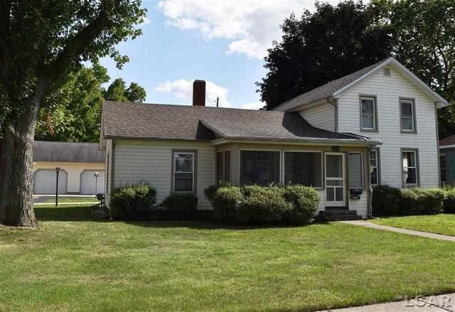 112 W Pottawatamie St, Tecumseh, MI 49286 (#56050019709) :: The Alex Nugent Team | Real Estate One