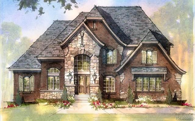 1580 Dakota Court, Oxford Twp, MI 48371 (#2200062767) :: The Alex Nugent Team | Real Estate One