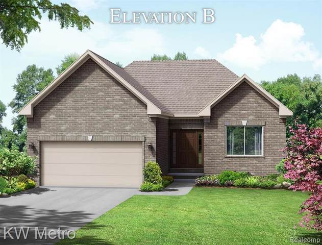 33112 Blue Spruce Dr., Sterling Heights, MI 48310 (#2200062820) :: Alan Brown Group