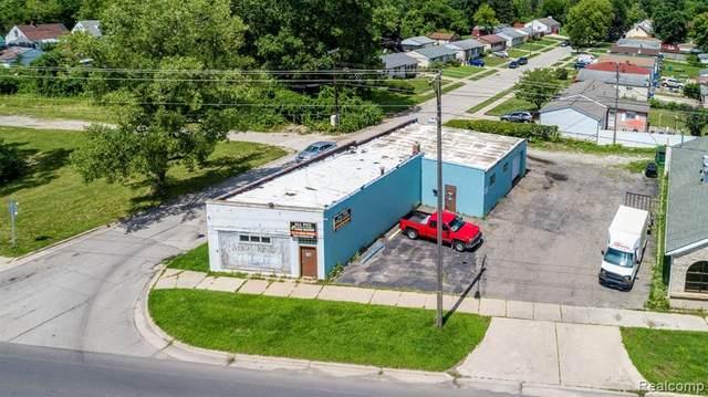 28664 Michigan Avenue, Inkster, MI 48141 (#2200062842) :: The BK Agency