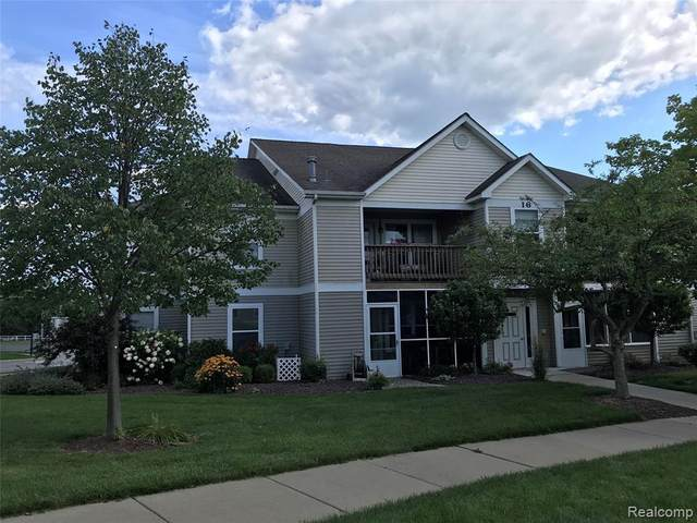 1551 Oakfield Drive, Pittsfield Twp, MI 48108 (MLS #2200062951) :: The Toth Team