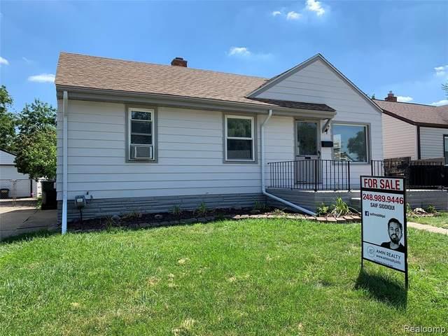 26330 Blumfield Street, Roseville, MI 48066 (#2200063083) :: Novak & Associates