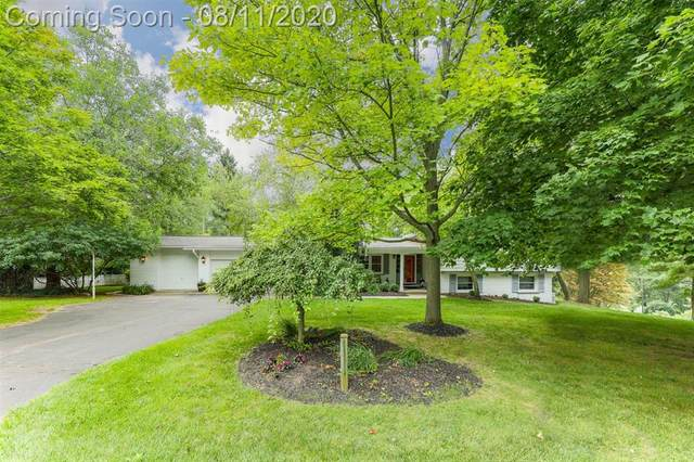 4250 Crestline Drive #48103, Scio, MI 48103 (#543275441) :: The Alex Nugent Team   Real Estate One