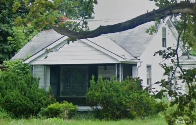 11334 Sussex Street, Detroit, MI 48227 (#2200063151) :: The Alex Nugent Team | Real Estate One