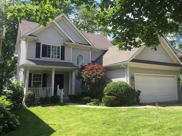 160 Westover Street, Ann Arbor, MI 48103 (#543274011) :: The Alex Nugent Team   Real Estate One