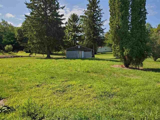 105 Lincoln St, Hudson, MI 49247 (#55202002190) :: The Alex Nugent Team   Real Estate One