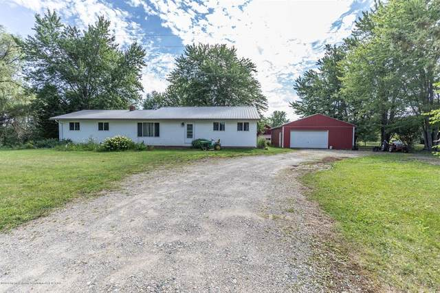 7735 S Chandler Road, Victor Twp, MI 48879 (#630000248519) :: The Alex Nugent Team | Real Estate One
