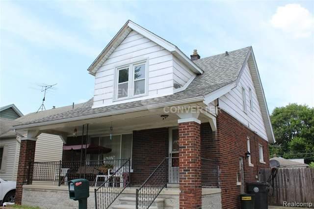 18845 Henry Street, Melvindale, MI 48122 (#2200063247) :: GK Real Estate Team