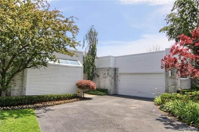 1778 Alexander Drive, Bloomfield Twp, MI 48302 (#2200063260) :: Duneske Real Estate Advisors