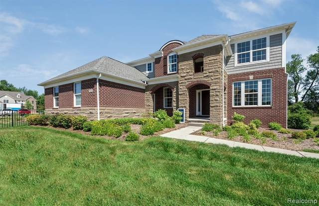 1323 Addington Boulevard, Orion Twp, MI 48360 (#2200063270) :: The BK Agency