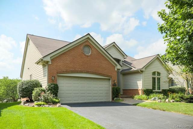 17377 Lake View Circle, Northville, MI 48168 (#2200063283) :: Robert E Smith Realty