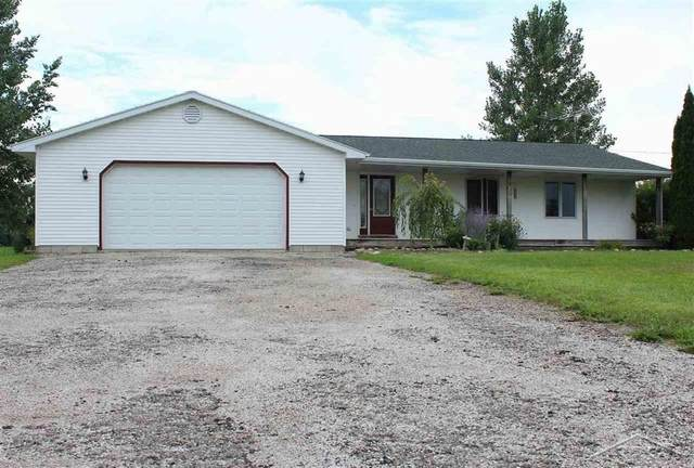 152 W Townline 14 Rd, BEAVER TWP, MI 48611 (#61050019898) :: The Alex Nugent Team | Real Estate One