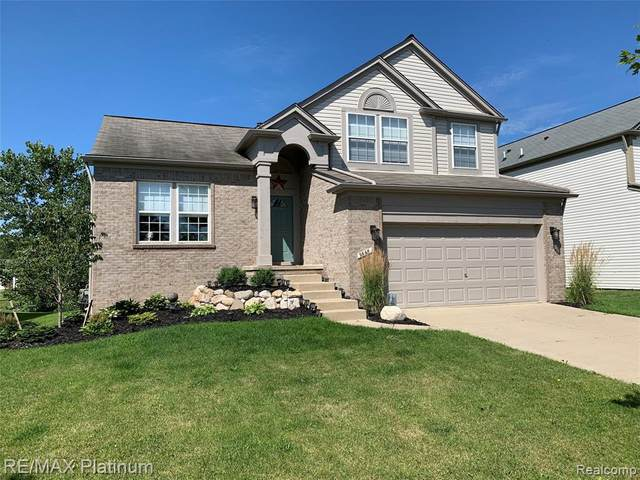 9665 W Avondale Circle W, Superior Twp, MI 48198 (#2200063351) :: The Alex Nugent Team | Real Estate One