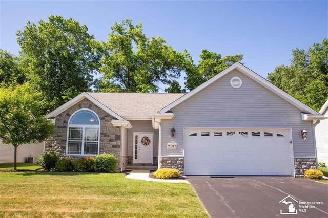 2137 Fountain Circle, Bedford Twp, MI 48144 (#57050019905) :: Novak & Associates