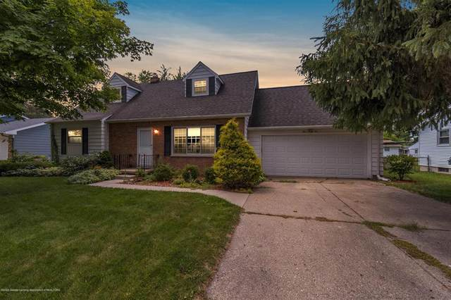 432 Chanticleer, Delta Twp, MI 48917 (#630000248545) :: The BK Agency