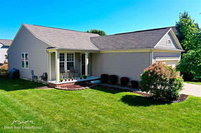 5081 Meadow Crest Circle, Grand Blanc Twp, MI 48442 (#5050019944) :: The Alex Nugent Team | Real Estate One