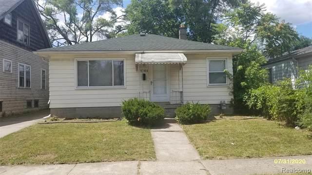 17151 Fenmore Street, Detroit, MI 48235 (#2200063472) :: Novak & Associates